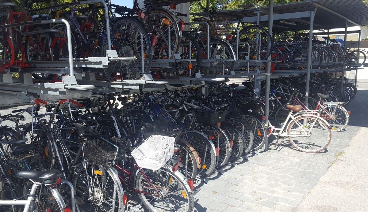 Für eine wirkungsvollere Fahrrad-Stellplatzsatzung!